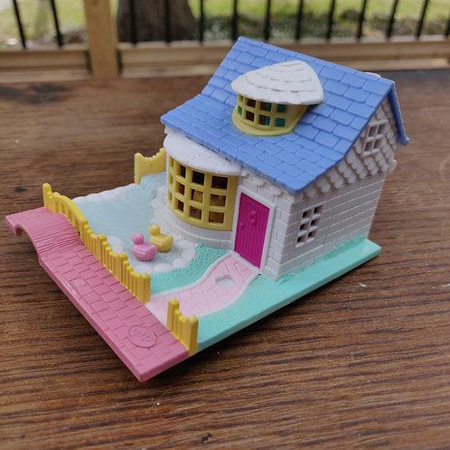 Polly Pocket - Grandmas Cottage - 1994
