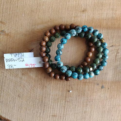 three set bracelet