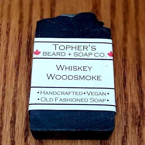 Whiskey and Woodsmoke - Soap