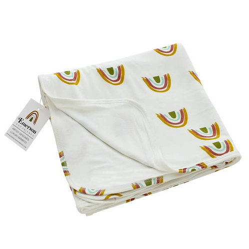 Rainbow Baby Luxury Bamboo Blanket