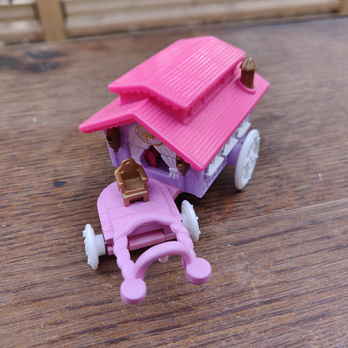 Carriage Polly Pocket 1995