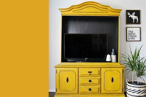 Fresh Mustard  All in One Paint