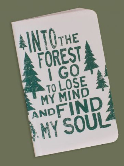 Into the Forest - Notepad