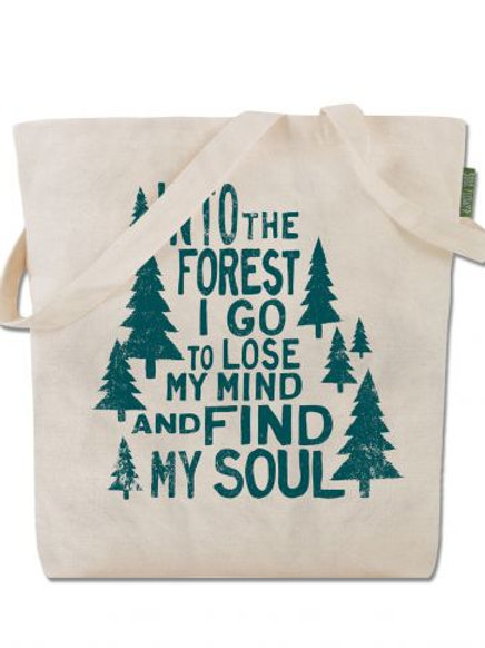 To The Forest - Tote Bag - Cotton