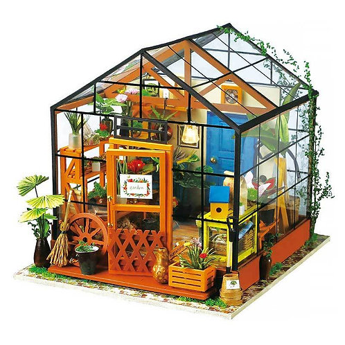 Cathys Flower House