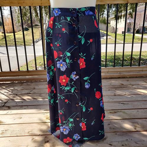Flow Skirt - Buttons