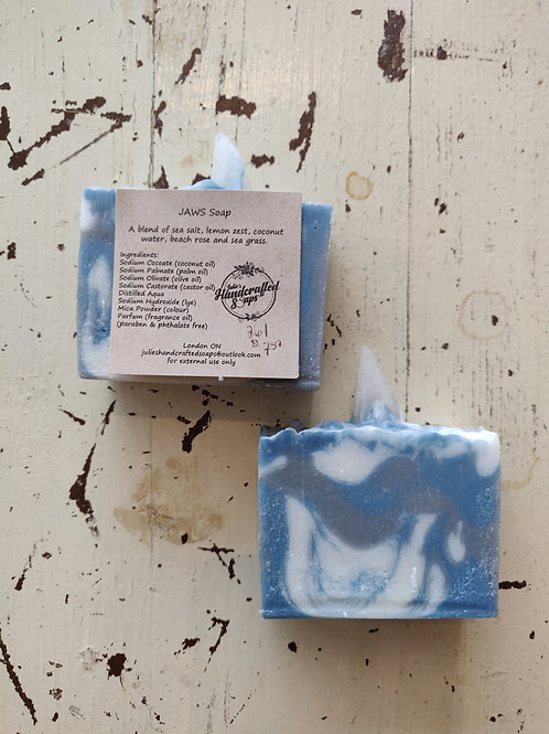 Jaws Soap