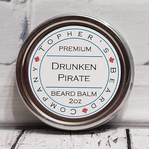 Drunken Pirate - beard Balm