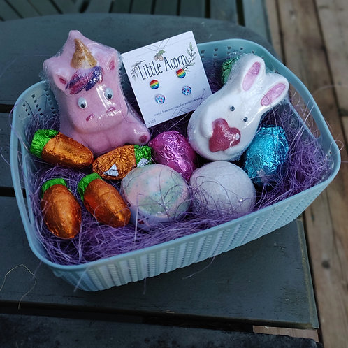 Easter Basket - Bath & Jewelry