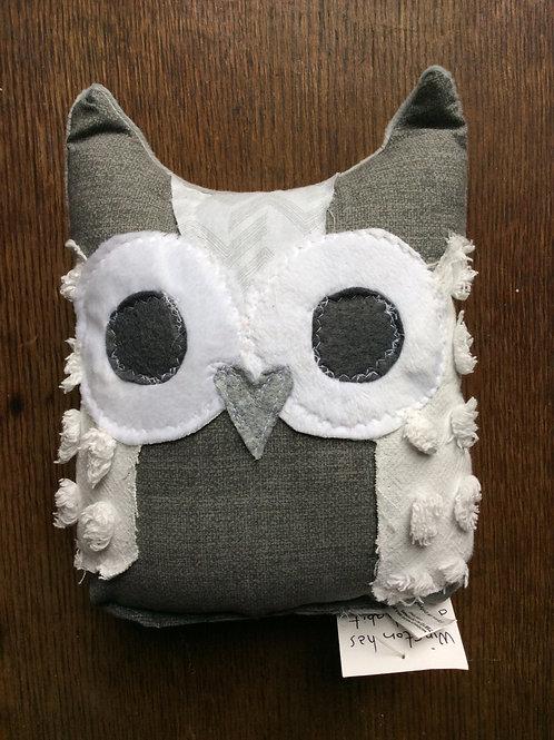 Moxie and Zab - Grey Owl