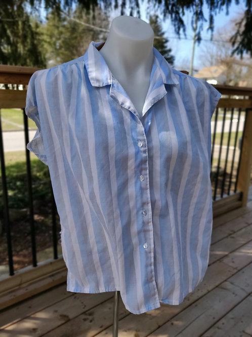 retro Stripped Shirt