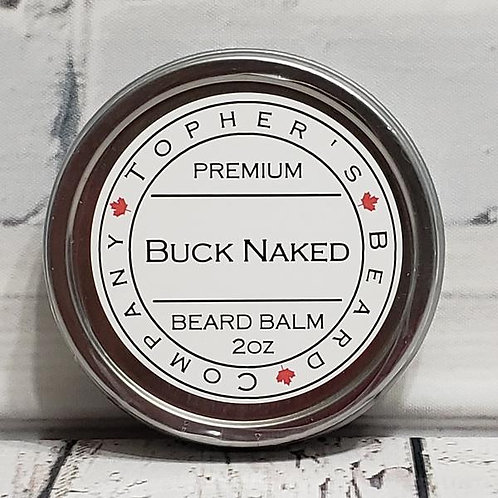 Buck Naked - Beard Balm