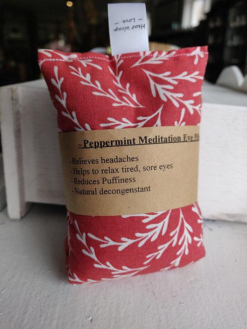 Peppermint Meditation Eye pad