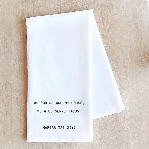 Margarita - Tea Towel
