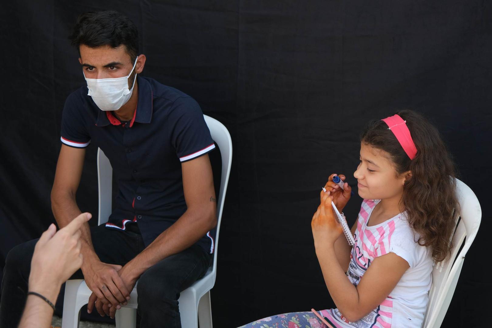 Mustafa ve Elif