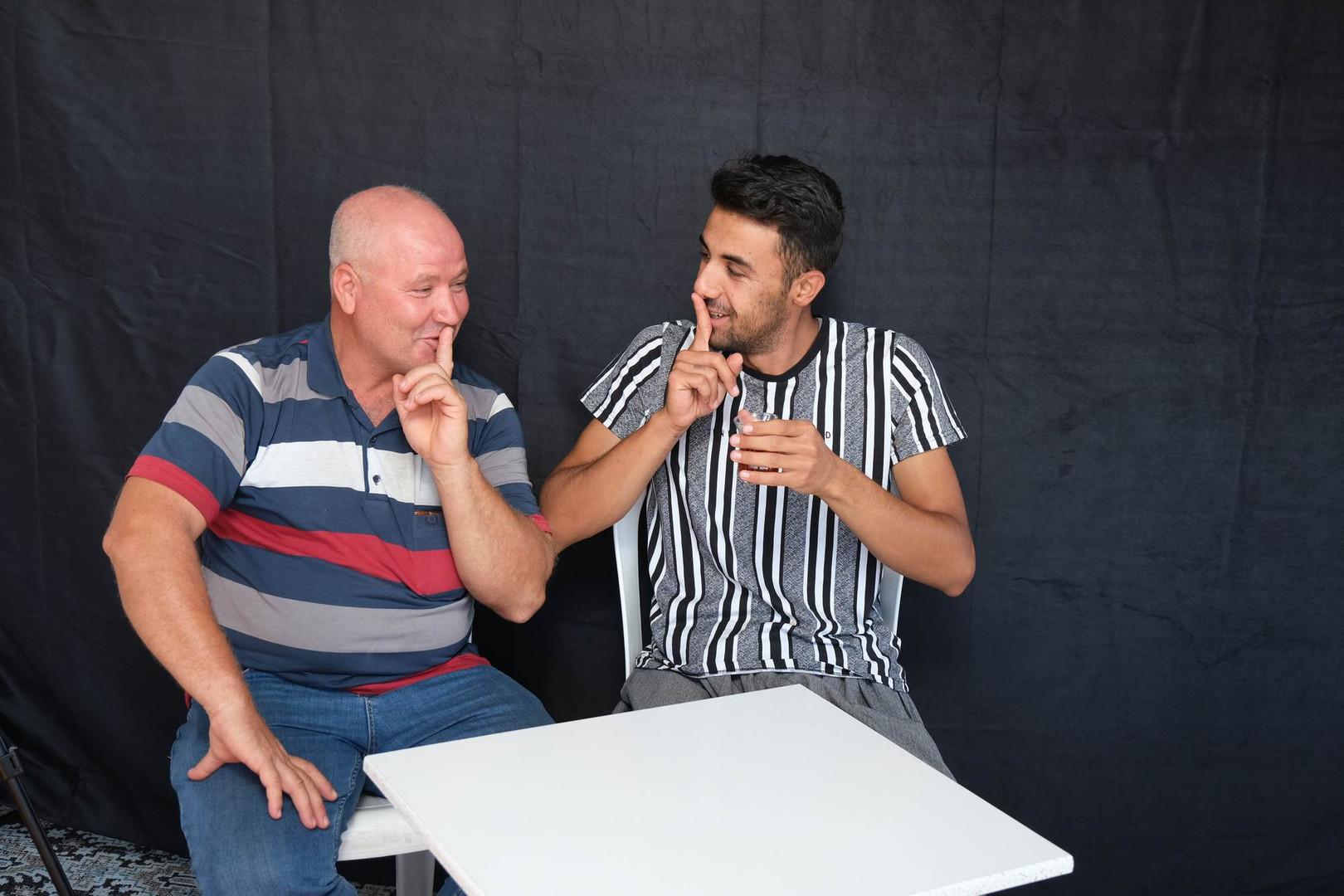Mustafa ve Selim