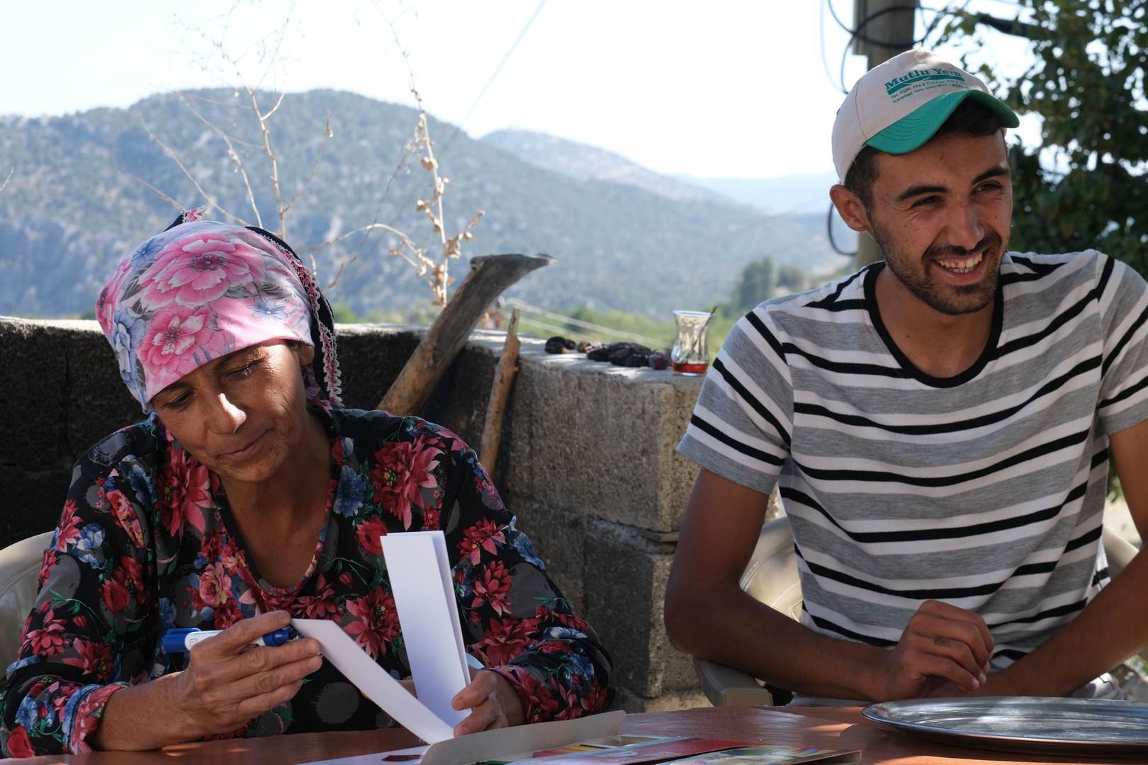 Mustafa ve Fatma