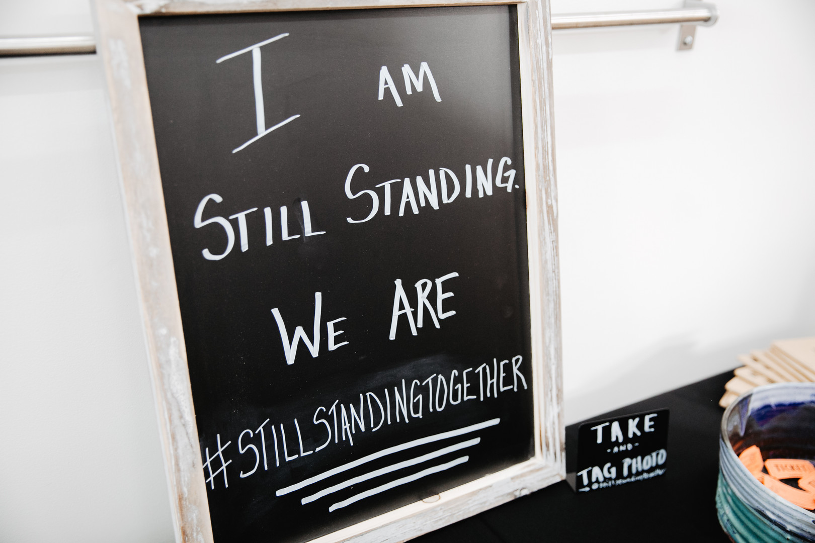 Still Standing Together January 2019