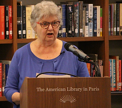 Author, Ann Saul. American Library in Paris – April 24, 2019. Lectures on Camille Pissarro.