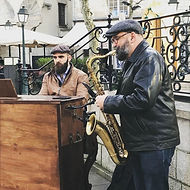 La Belle Equipe - Duo saxophone et piano