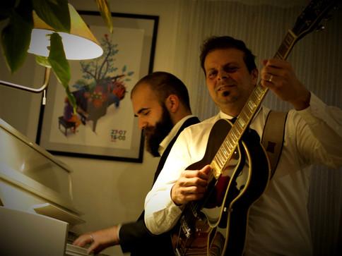 Duo Piano - Guitare