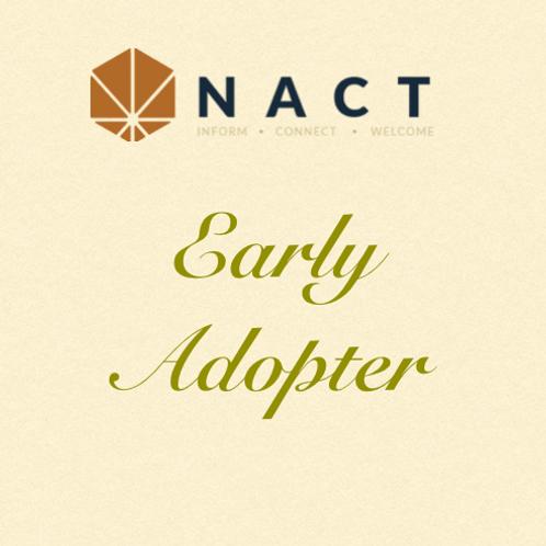 Early Adopter Member NACT Canada