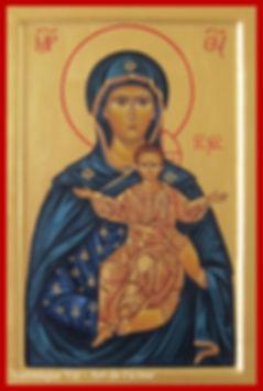 icône_Mère_de_Dieu_Enfant_Jésus_Venez_à_