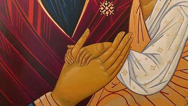 icône Vierge Mère de Dieu de Kazan