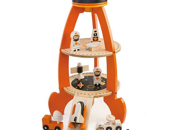 tender leaf toys, Cosmic Rocket Set