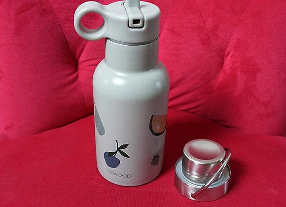 Liewood, Anker Water Bottle - Fruit Dove Blue