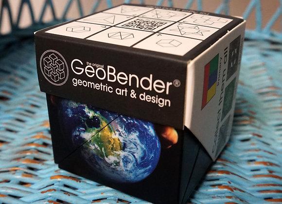GeoBender, Magnetic Transforming Cube - World