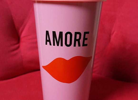 Rice, Thermobecher aus Edelstahl - Amore Design