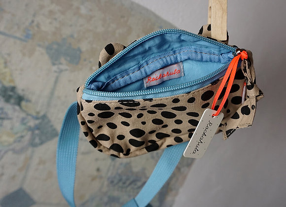 Rockahula Kids, Bauchtasche - Cheetah Bum Bag Natural