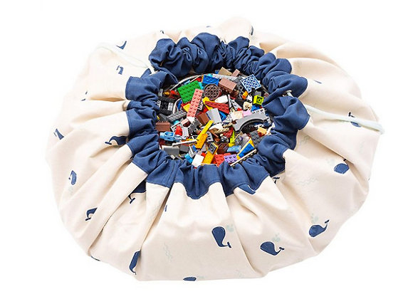 play&go, Spielzeugsack - Wal