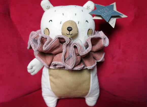 Picca Loulou, Bär mit verspieltem Kragen