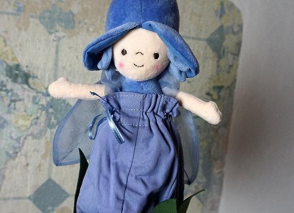 Jellycat, Bluebell Petalkin Doll - Glockenblume, Puppe
