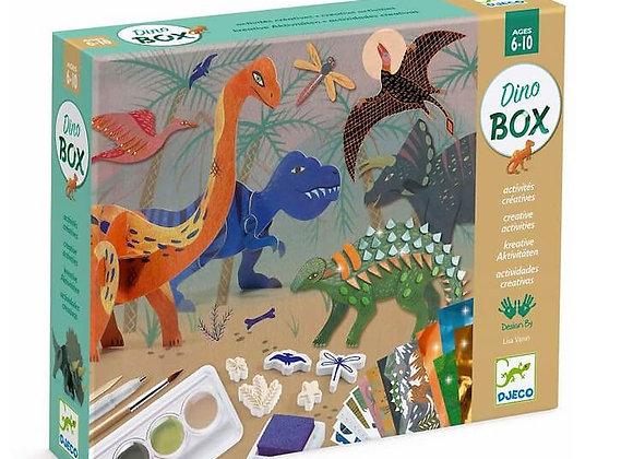 Djeco, Kreative Aktivitäten - Dino Box