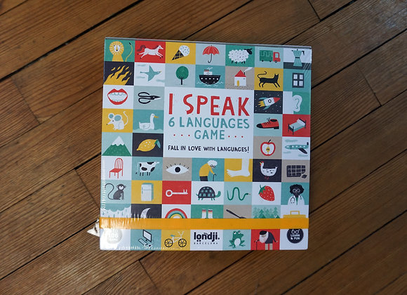 Londji, I speak 6 languages - learn & fun