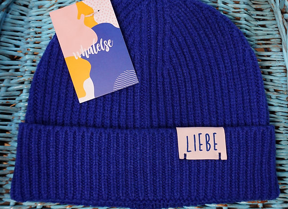 Whatelse, Liebe Beanie, blau