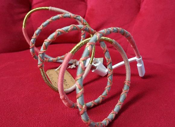 Natural life, Ladekabel 3in1 - Cord Pink Gold