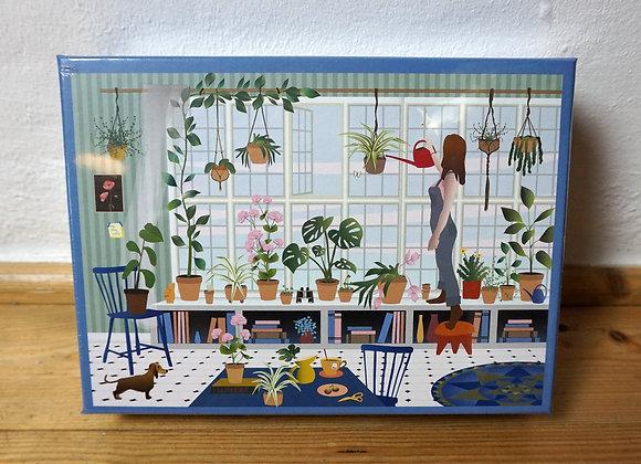 Vissevasse, Puzzle - Plant Lover