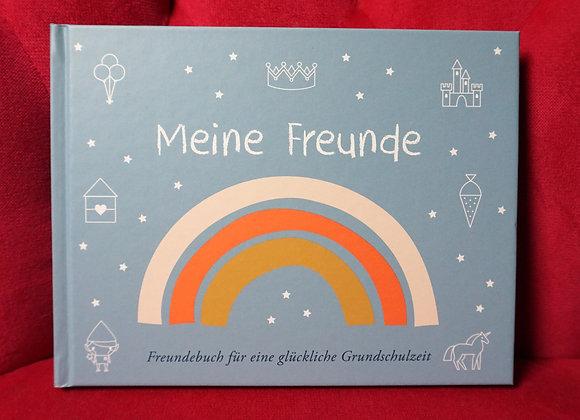 Sonntagskinder, Meine Freunde - Freundschaftsbuch, Pazifikmint