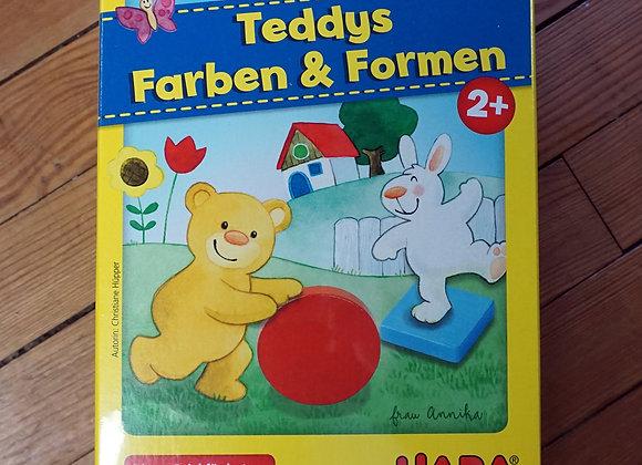 Haba, Teddys Farben & Formen - Meine ersten Spiele