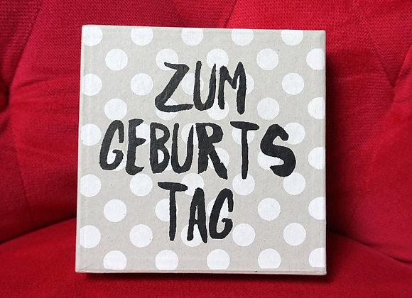 Good old friends, Geldgeschenkbox - Zum Geburtstag