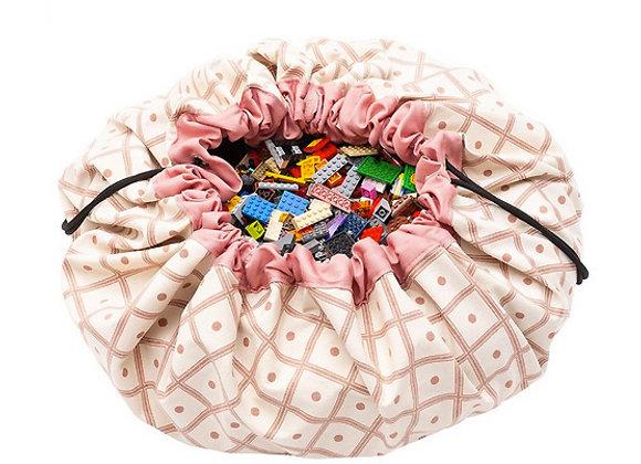play&go, Spielzeugsack - Geo Coral