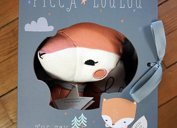 Picca Loulou, Fuchs in Geschenkbox