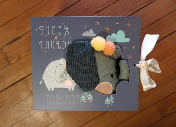 Picca Loulou, Elefant in Geschenkbox