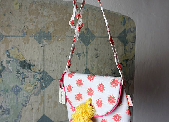 Rockahula Kids, Umhängetasche - Hibiscus Cross Body Bag