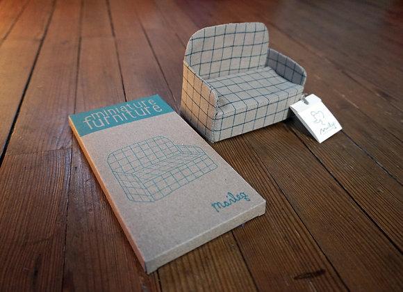 Maileg, Sofa, Maus - Miniature furniture