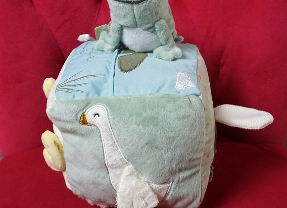 Little Dutch, Aktivitäten Fühlwürfel - Little Goose